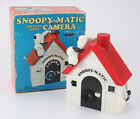 HELM SNOOPY-MATIC, USES 126 FILM, BOXED, BAD SHUTTER, AS-IS/cks/189578