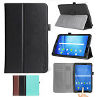 Leather Folio Cover Stand for Samsung Galaxy Tab A 10.1'' Case T580N T585N UK