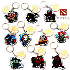 New DOTA 2 Jugg Dragon Knight Axe Heros Wooden Keychain Key Ring Pendant Gift