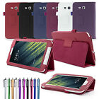 Ultra Slim Leather Smart Case Cover for Samsung Galaxy Tab 3 7.0'' T111 Tablet