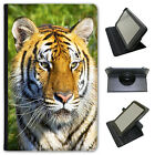 Wild Tiger Universal Folio Leather Case For Linx Tablets