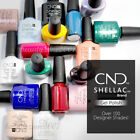 CND Shellac UV Gel Polish 0.25oz *Choose any 1 color* Pack II
