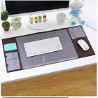 70.5cm Mat Desk Nonslip Waterproof Mat Pad Home Office Multifunctional Large PVC