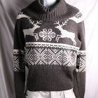 ALLEN B BY ALLEN SCHWARTZ WOMENS CHARCOAL SWEATER EXTRA SMALL OR LARGE NWT
