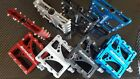 DiamondBack XYZ BMX Platform Pedals CNC Machined (Sealed) 4 Colours (Pair) NEW