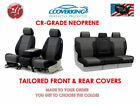 Coverking CR-Grade Neoprene Front & Rear Seat Covers for Toyota Tundra
