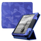 Slim Lightweight Synthetic Leather Case Smart Cover for Amazon New Kindle Oasis