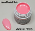 WOW! Angebot 5 ml UV Exclusiv Neon Farbgel !NEW!