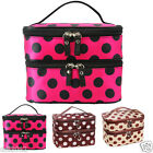 Women's 2-layer Big Travel Wash Bag Makeup Cosmetic Bag Case Toiletry Organizer