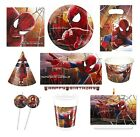 The Amazing SPIDERMAN 2 Birthday PARTY (Tableware Balloons & Decorations) Marvel