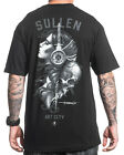 Sullen Clothing Torch Mens T Shirt Tee Black Skull Tattoo Goth