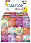 Roald Dahl - Table Top Games - Sold Individually - 6 Designs Available