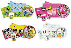 PARTY PACKS - Licensed MICKEY MOUSE Ranges (Birthday/Tableware/Disney)