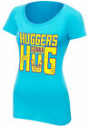 WWE BAYLEY Huggers Gonna Hug OFFICIAL AUTHENTIC WOMENS GIRLIE T-SHIRT