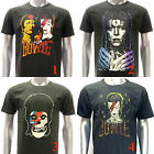 ASIA SIZE Rock Band T-shirt David Bowie Rockabilly Vtg Unisex Cotton Tee RABB