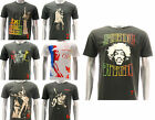 ASIA SIZE JIMI HENDRIX T-shirt Jimmy Crash Landing Live Concert Soft Cotton Tee