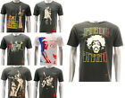 ASIA SIZE Rock Band T-shirt Jimi Hendrix Vtg Concert Soft Cotton Tee RABB
