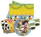 TOY STORY STAR POWER Party Pack {Tablecover/Cups/Plates/Napkins} (Birthday)