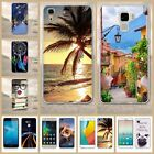 New Patterned Rubber Soft Gel TPU Silicone Luxury Fashion Case Cover For Huawei