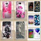 Patterned Rubber Soft Silicone TPU Fashion Luxury Back Case Cover For Huawei
