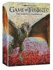 Game of Thrones The Complete Seasons 1-6 DVD BRAND NEW FREE SHIPPING!