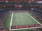 2 CHICK-FIL-A PEACH BOWL Tickets Row 1 12 31 16 (Atlanta)