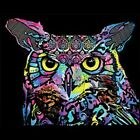 The Owl Neon Tshirt Sizes/Colors