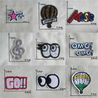 20 kind delicacy fashion hot melt adhesive applique embroidery patch DIY patch