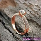 Diamond Engagement Ring 1.3 CT SI G-H 14k Gold Size 7 Jewelry Enhanced XMAS Gift