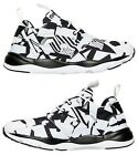 REEBOK FURYLITE FLAGS WOMEN's CASUAL BLACK - WHITE AUTHENTIC NEW IN BOX USA SIZE