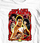 The Last Dragon (Barry Gordy's) T-shirt 1980's 100% cotton graphic tee karate