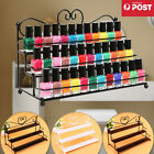 3 Tier Metal Heart Nail Polish Display Wall Rack Organizer Stand Holder 3 Colors