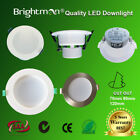 7W 70MM Non DIM 10W 90MM 13W 120MM DIM LED DOWNLIGHT KIT WARM / NATURE WHITE