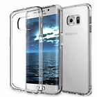 For Samsung Galaxy S7 Edge Slim Ultra Hybrid Clear Transparent Back Case Cover