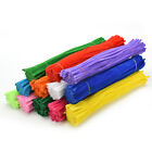 12Colors Chenille Stems Pipe Cleaners DIY Crafts for Creative Kid Education