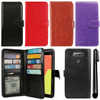 For LG V20 VS995 H990 LS997 H918 US996 Magnetic Holder Wallet Cover Case + Pen