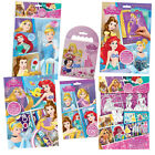 DISNEY PRINCESS - Colouring/Activity/Sticker/Busy Packs/Books (Kids/Gift/Xmas)