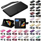 For LG G Stylo 2 LS775 Wallet MyJacket Executive Pouch Case Slots Pockets
