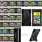 For Nokia Lumia 1020 | Elvis Dual Layer Protective Case with Built-in Kickstand