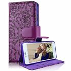 Women Leather Flip Wallet Case Magnetic Stand Cover Bag for iPhone 6s 7 Plus SE