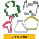 Flower & Tree Cookie Cutter (Leaf/Tree/Daisy/Shamrock/Baking/Cakes/Biscuits)