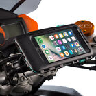 Motorcycle UBolt 16-32mm Handlebar Mount + Waterproof Case for iPhone 7 Plus 5.5