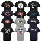 NEW ERA T-SHIRT NFL FOOTBALL JERSEY SEATTLE SEAHWAKS PATRIOTS BEARS RAIDERS CAP