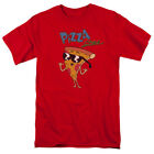 Uncle Grandpa Pizza Steve Licensed Adult T-Shirt