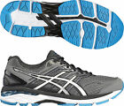Asics GT 2000 5 (2E) WIDE FIT Mens Running Shoes - Grey