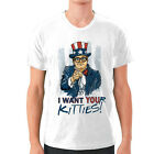 Trailer Park Boys Bubbles I Want Your Kitties Licensed Adult Unisex T-Shirt