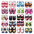 Soft Sole Leather Baby Shoes Boys Girls Infant Toddler Kids Children Gift 0-3 Y