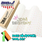*3M Scotchgard Hood Bumper Paint Protection Bra Clear Film Decal Vinyl Wrap 48""