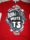 PLAIN WHiTE T's Logo T-Shirt *NEW music band concert tour