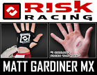 RISK RACING MOTOCROSS ENDURO PALM PROTECTORS blisters ADULTS KIDS SAVERS MTB BMX